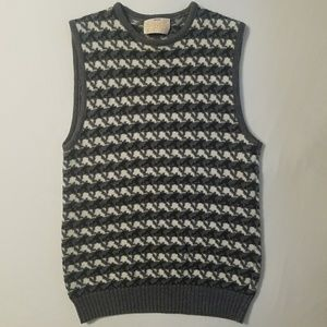 Pendleton 100% Virgin Wool Vest Size XL